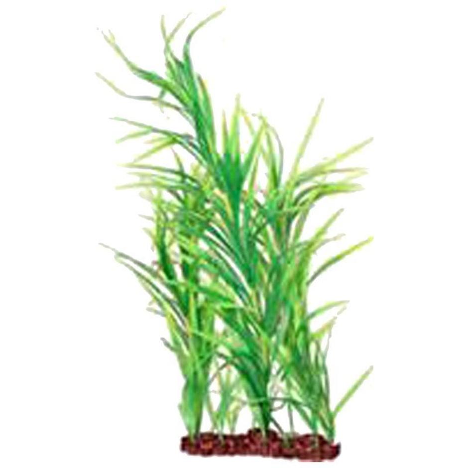 "Poppy Pet Freestanding plant green 16"""