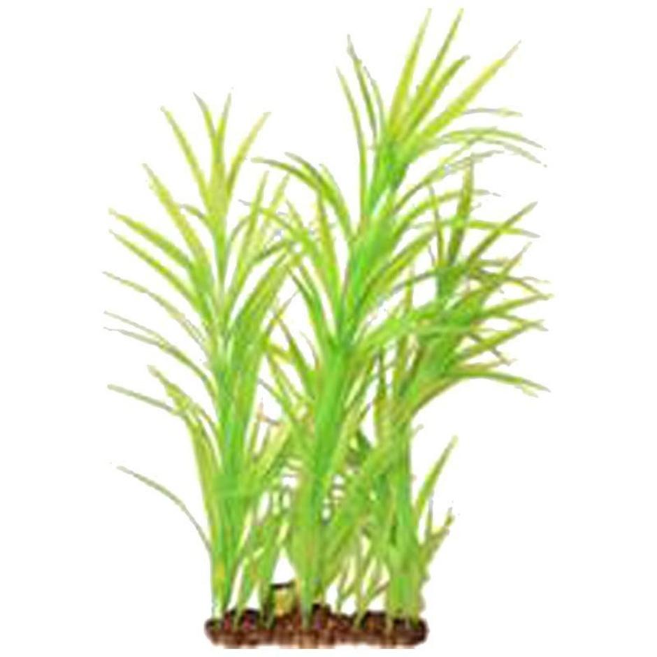 """Poppy Pet Freestanding Plant Lime Green 16"""""""