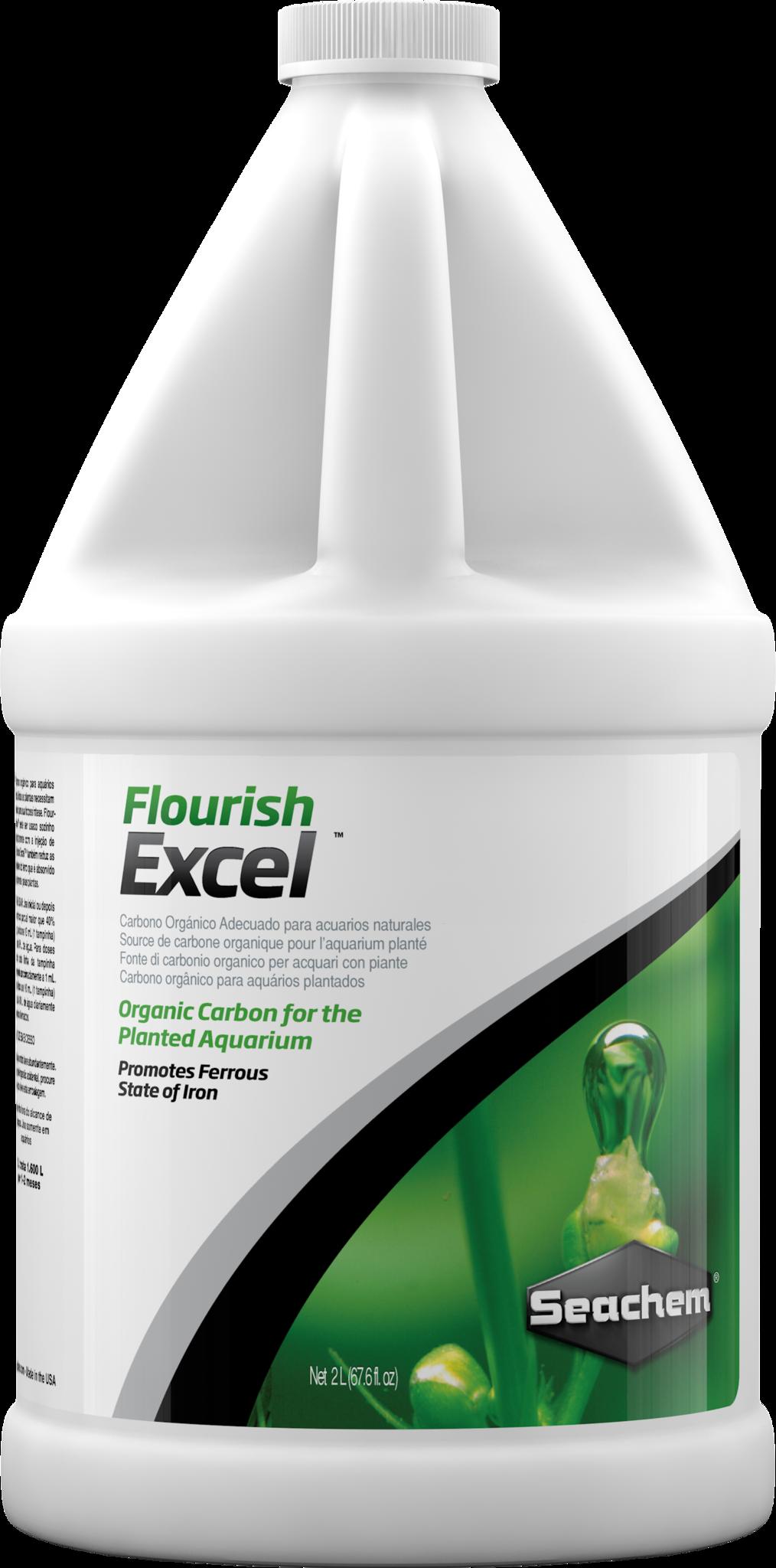 Seachem Flourish excel 2 liter