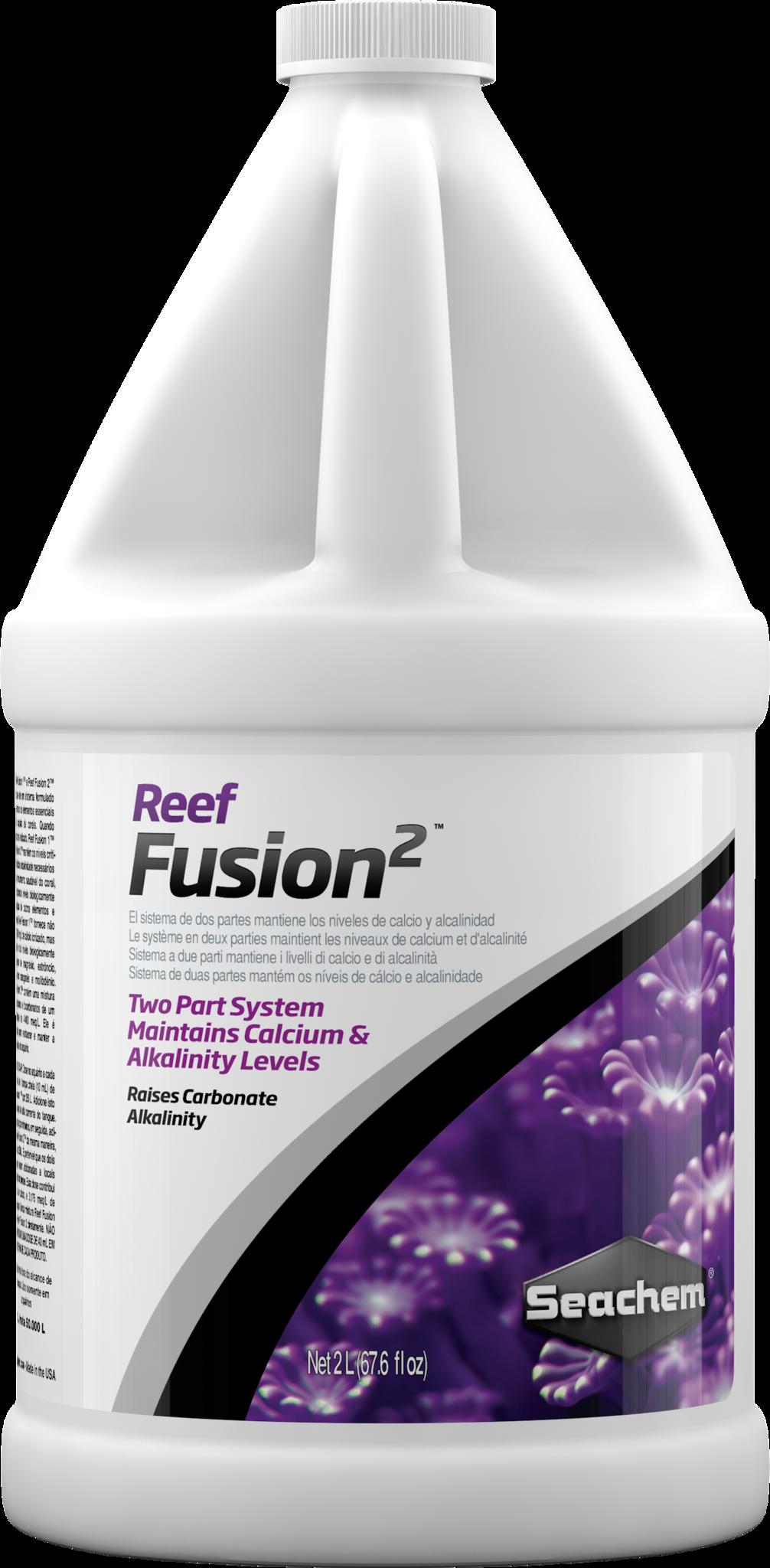 Seachem Fusion 2 Gallon