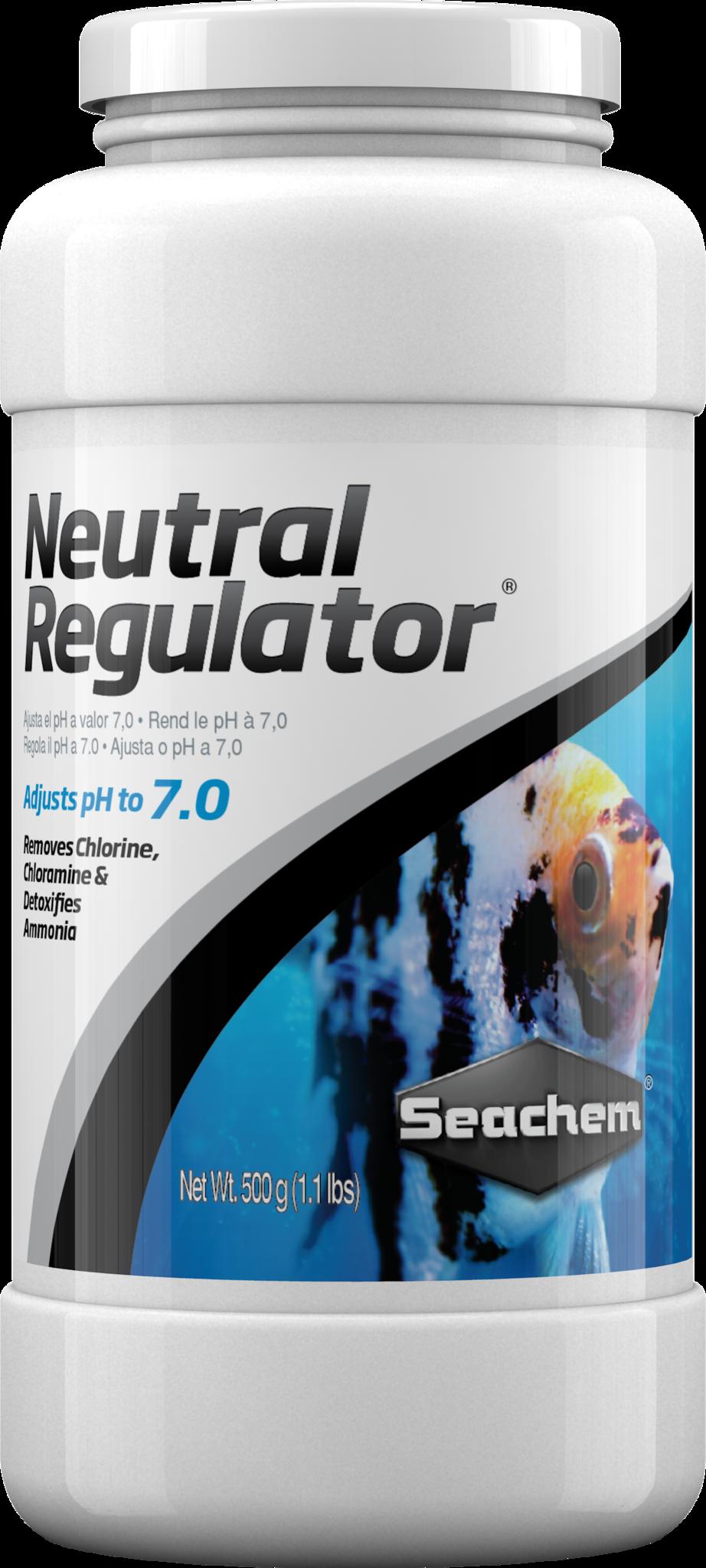 Seachem NEUTRAL REGULATOR  500G