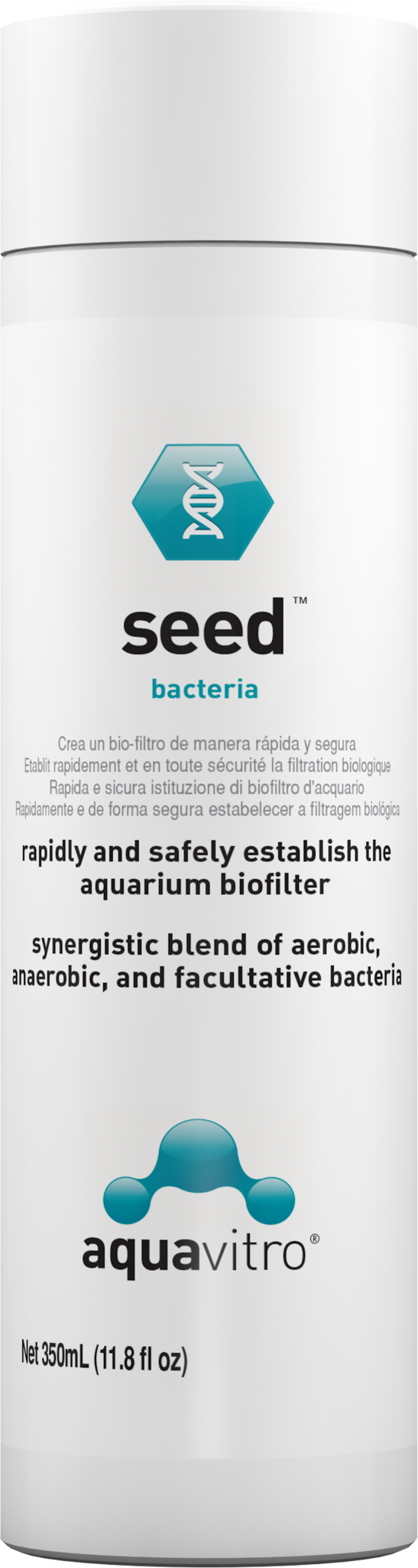 Seachem Aquavitro Seed 350ml