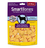 Smart Bone Mini Bacon/ Cheese 16 pk