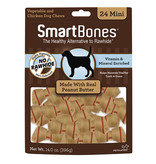 Smart Bone Peanut Butter 24 mini