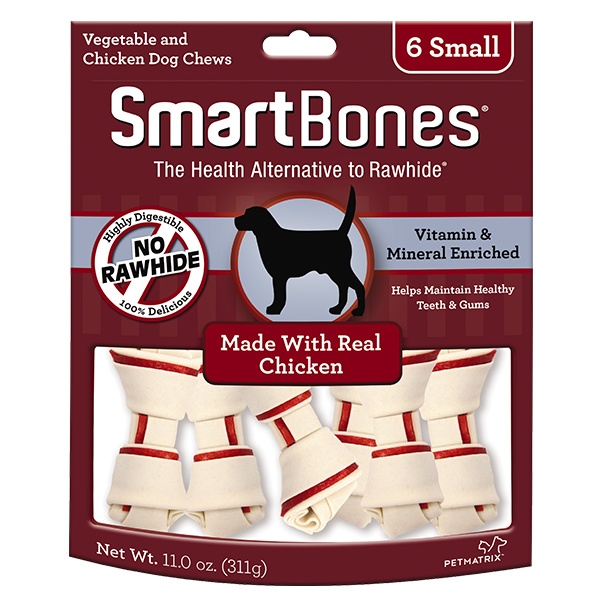 Smart Bone Small Chicken 6 pk
