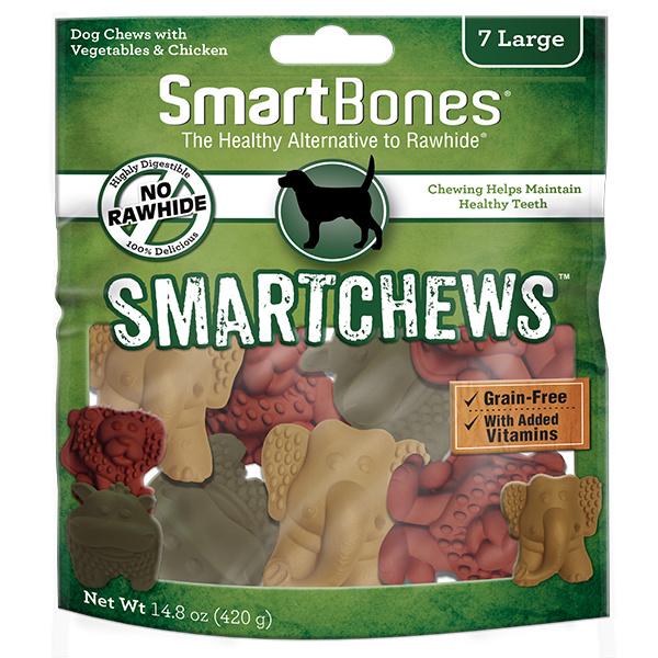 Smart Bone Smart Chews LG 7 pk