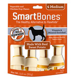 Smart Bone Sweet Potato Medium 4 pk