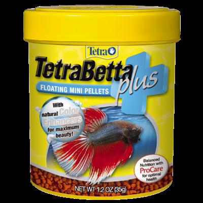 Tetra Betta Food card