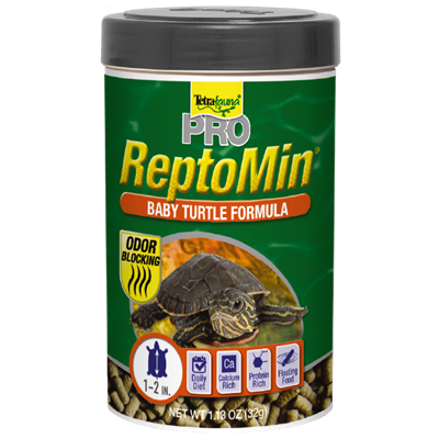 Tetra Reptomin Pro Baby turtle