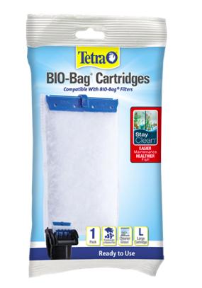 Tetra Stay Clean bio Bag Large 1 pk