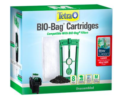 Tetra Stay clean Bio Bag med 8pk