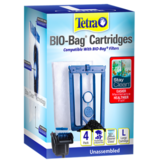 Tetra Stay Clean BioBag 4 pk LG