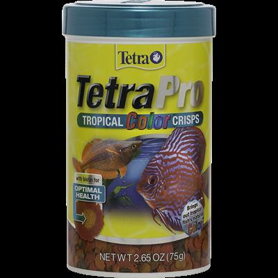 Tetra Tetra ProTropical Crisps Pro 2.65oz