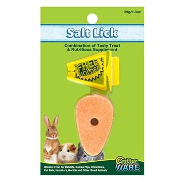 Ware Mineral Essentials Carrot Salt Lick