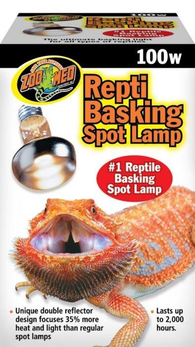 Zoo Med BASKING SPOT LAMP 100W