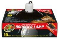 Zoo Med DLX PORC BROODER LAMP 10IN