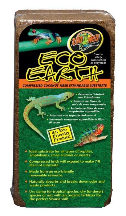 Zoo Med ECO EARTH BRICK