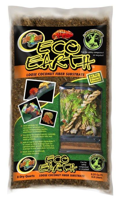 Zoo Med ECO EARTH LOOSE 8QT