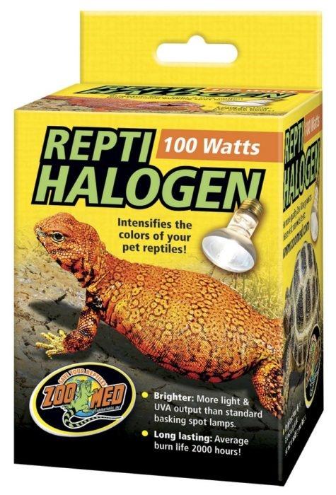 Zoo Med HALOGEN HEAT LAMP 100W