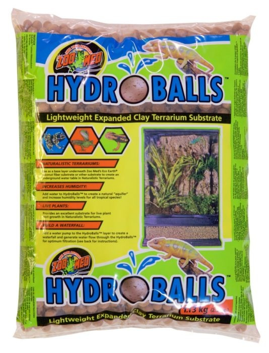 Zoo Med HYDROBALLS 2.5LB
