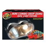 Zoo Med MINI COMBO DEEP DOME LAMP