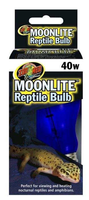 Zoo Med Moonlight Reptile Bulb 40W