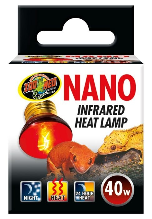 Zoo Med Nano Infrared Red 40 w