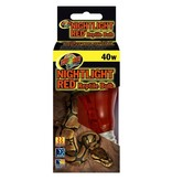 Zoo Med NIGHTLIGHT RED BULB 40W