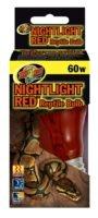 Zoo Med NIGHTLIGHT RED BULB 60W