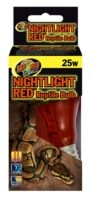 Zoo Med Nightlight Red Reptile bulb 25w