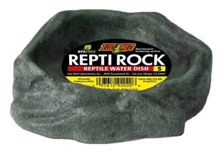 Zoo Med REPTI ROCK WATER DISH SML