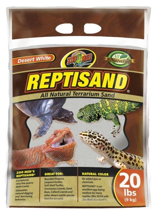 Zoo Med REPTI SAND DESERT WHITE 10LB