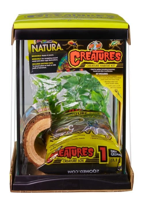 Zoo Med Creatures Habitat 3 gallon