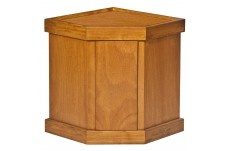 Marineland Pentagon Oak stand 44gallon