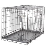 Dogit Dogit Single Door Metal Dog Crate 42 inch