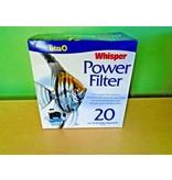 Tetra WHISPER POWER FILTER 20