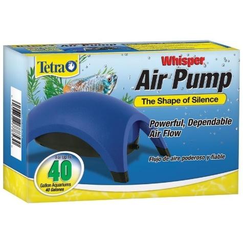 Tetra WHISPER 40 AIR PUMP