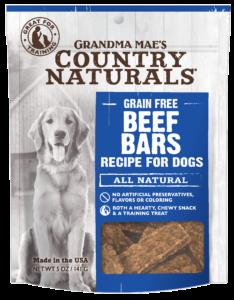 Grandma mae's Beef Bars Grain Free