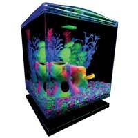 Tetra Tetra Glo Fish Aquarium Kit Cube