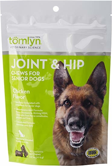 Tomlyn Joint & Hip Senior Chews