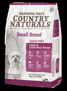 Grandma mae's Small Breed LID Grain Free 14 lbs