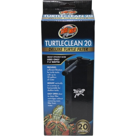 Zoo Med Turtle Clean 20 filter