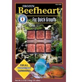 San Francisco Bay Brand SFB Frozen Beef Heart cubed