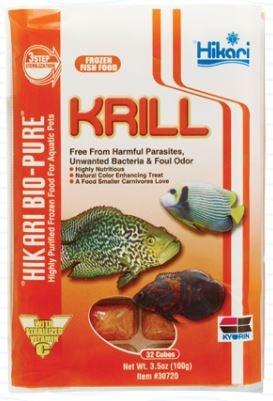 Hikari Hikari Frozen Krill 16oz flat
