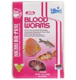 Hikari 16 Oz. frozen blood worms