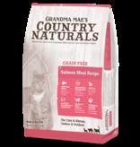 Grandma mae's Grain Free Salmon Cat food 6 lbs