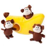 Zippy Pet Burrow Monkey N Banana