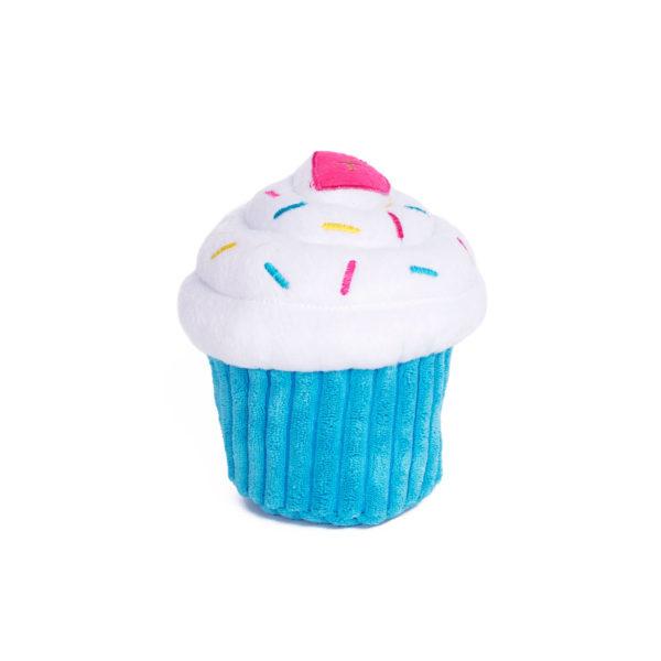 Zippy Pet Fairytale Cupcake Blue