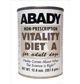 Abady Abady Vitality A Canned Food