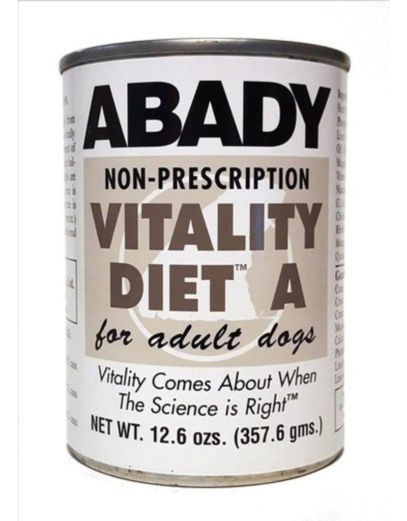 Abady Abady Vitality A Canned Food